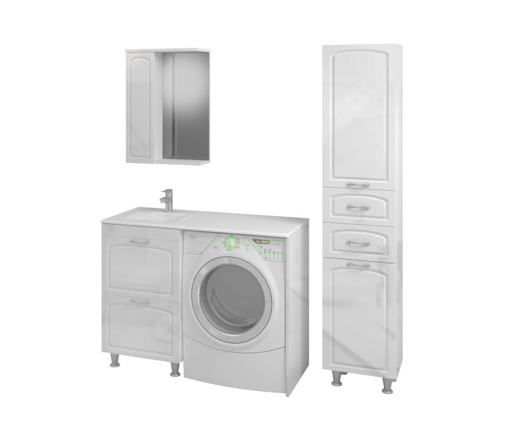 Набор мебели для ванной комнаты Каскад-8