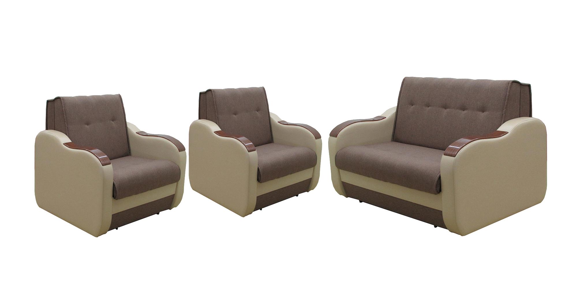 Комплект мягкой мебели Аккорд 6