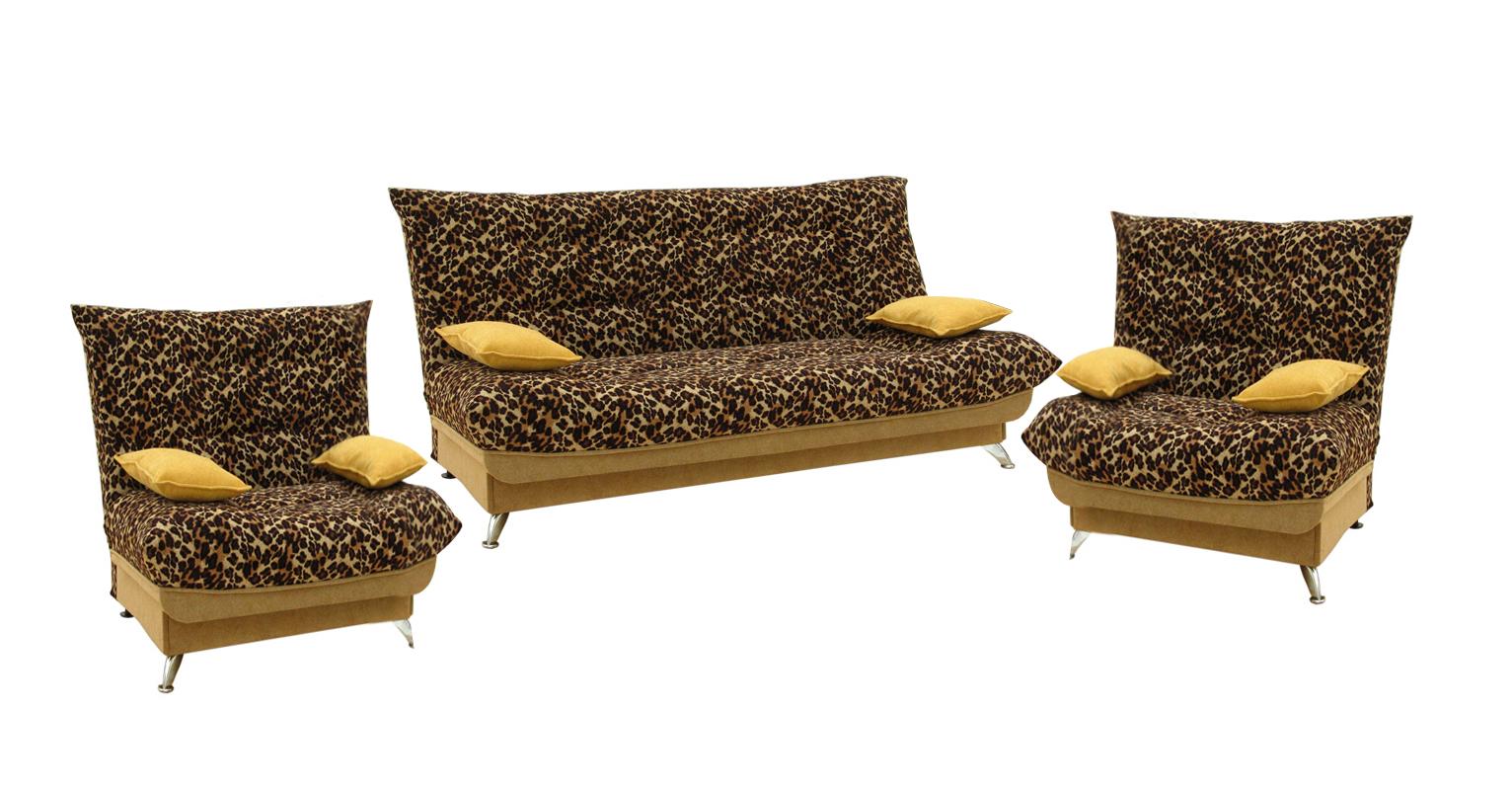 Комплект мягкой мебели Омега 3+1+1 фото