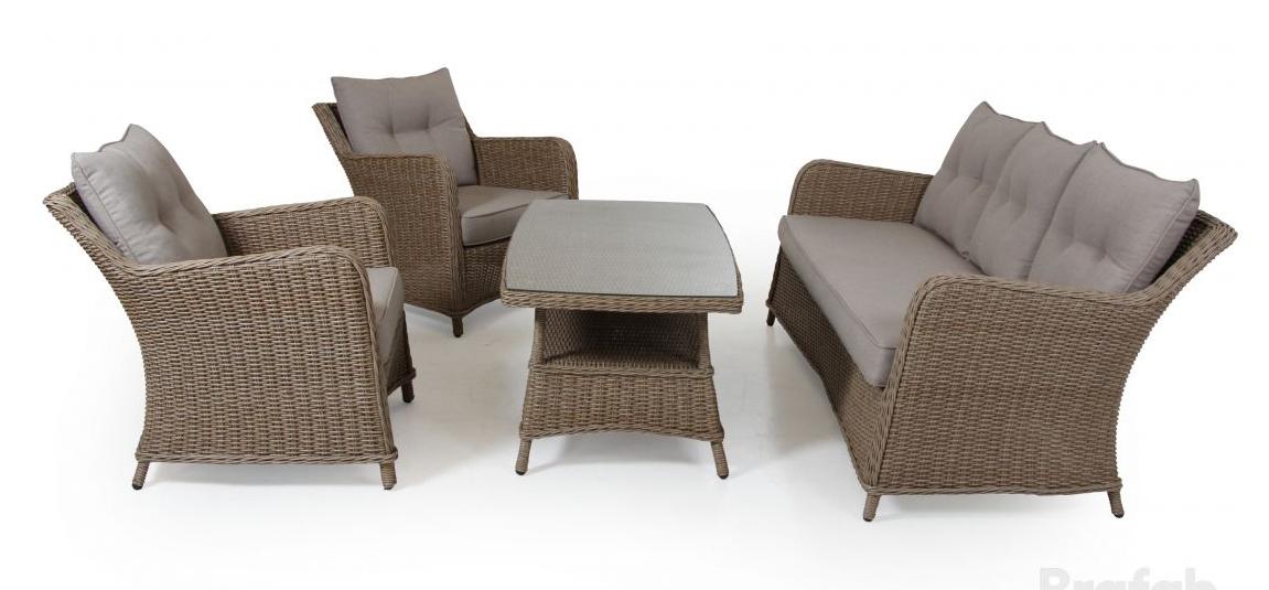 Комплект плетеной мебели DILLON