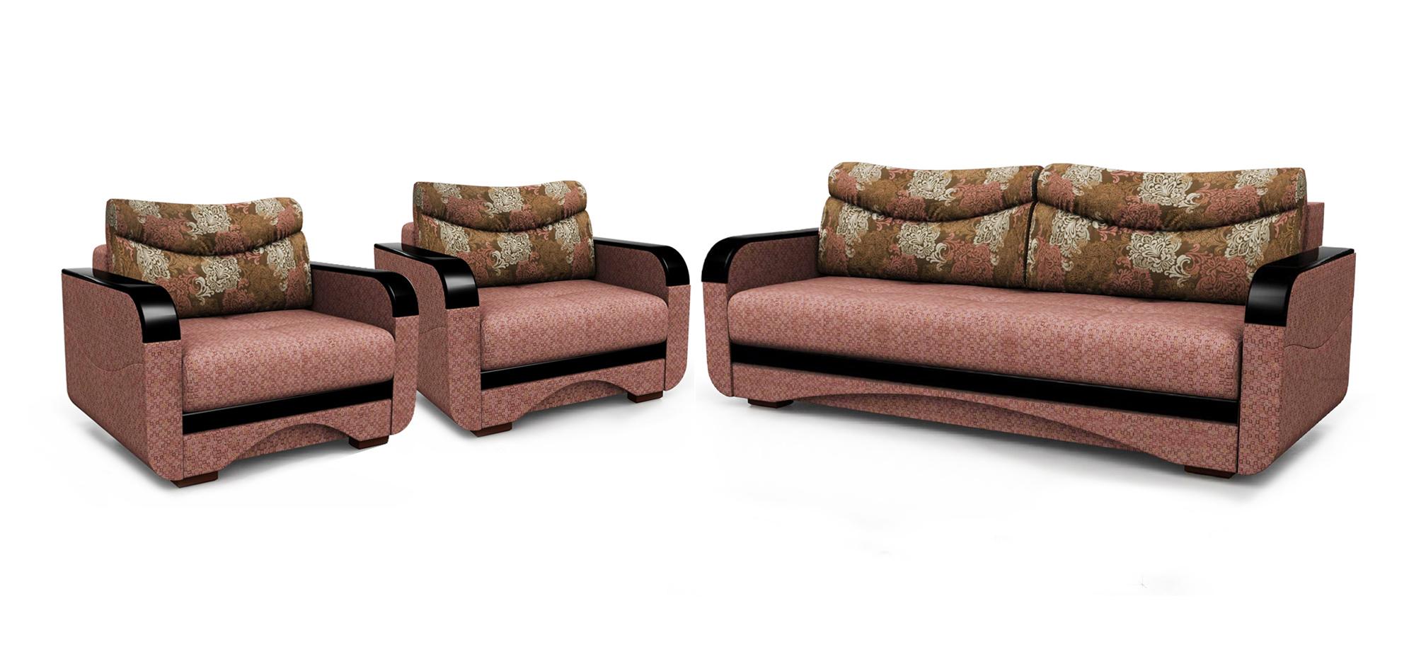Комплект мягкой мебели Элин
