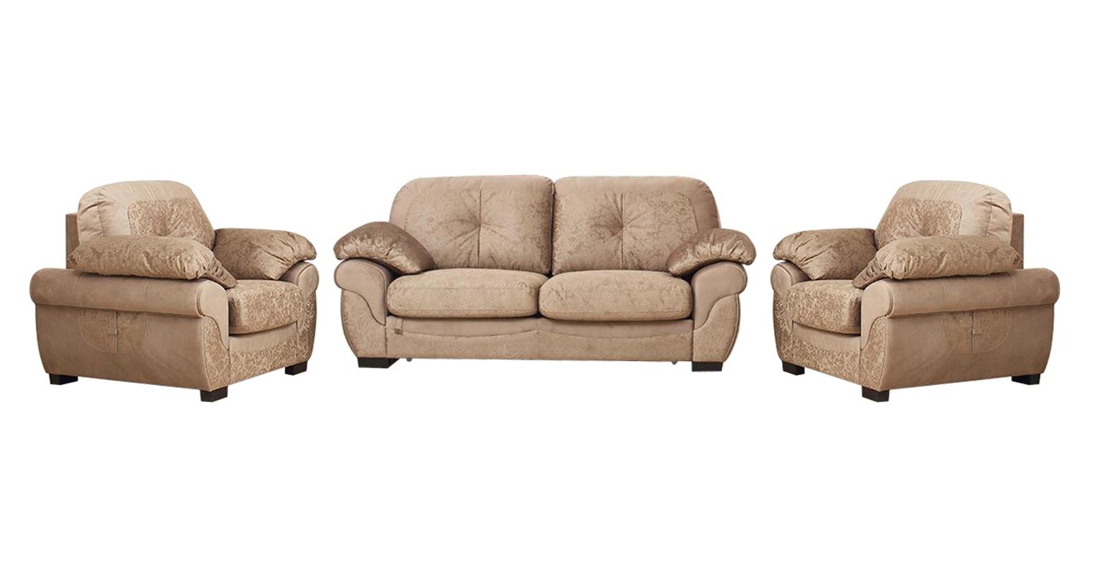 Комплект мягкой мебели Дион фото