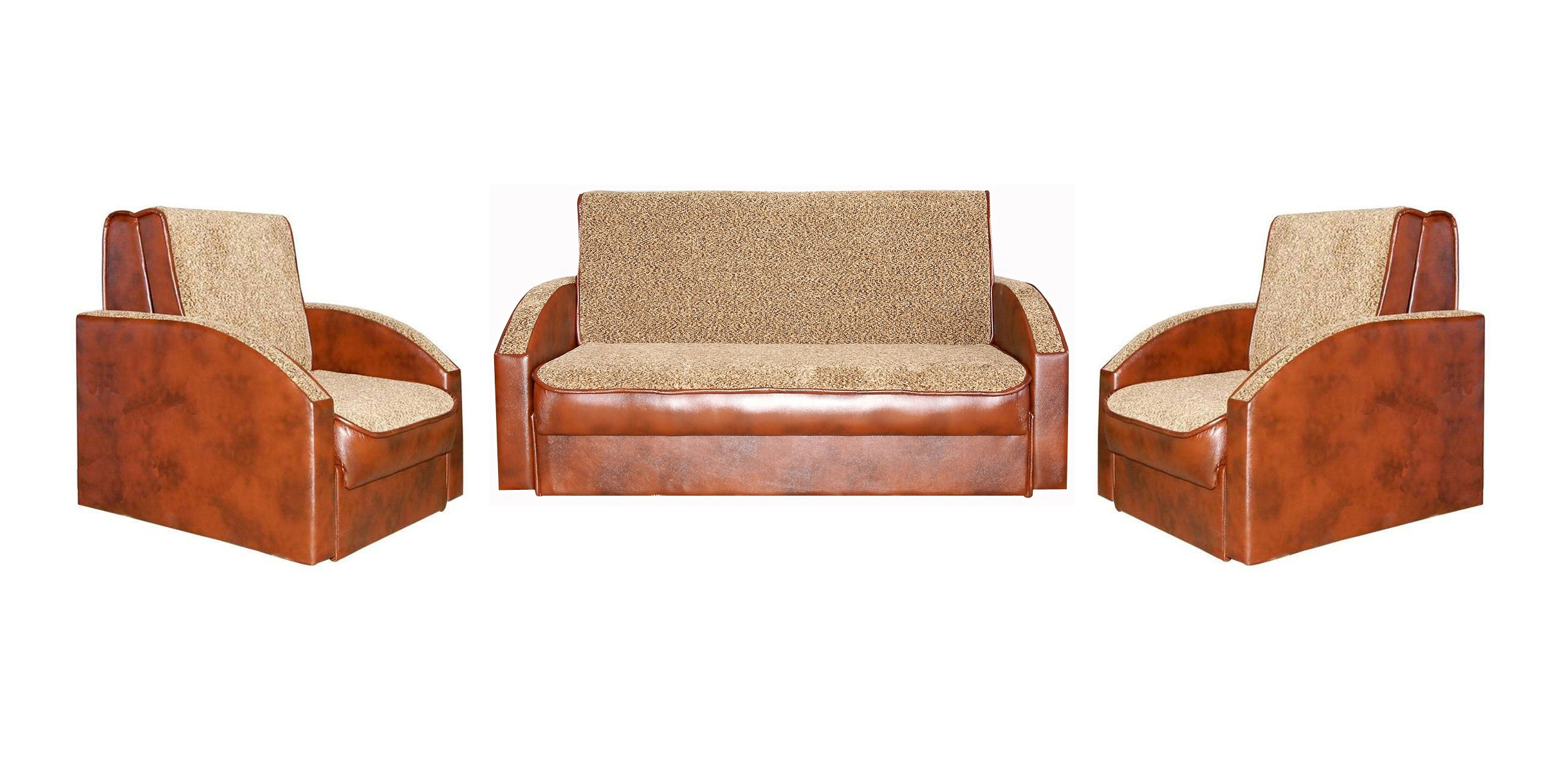 Комплект мягкой мебели Ирина фото