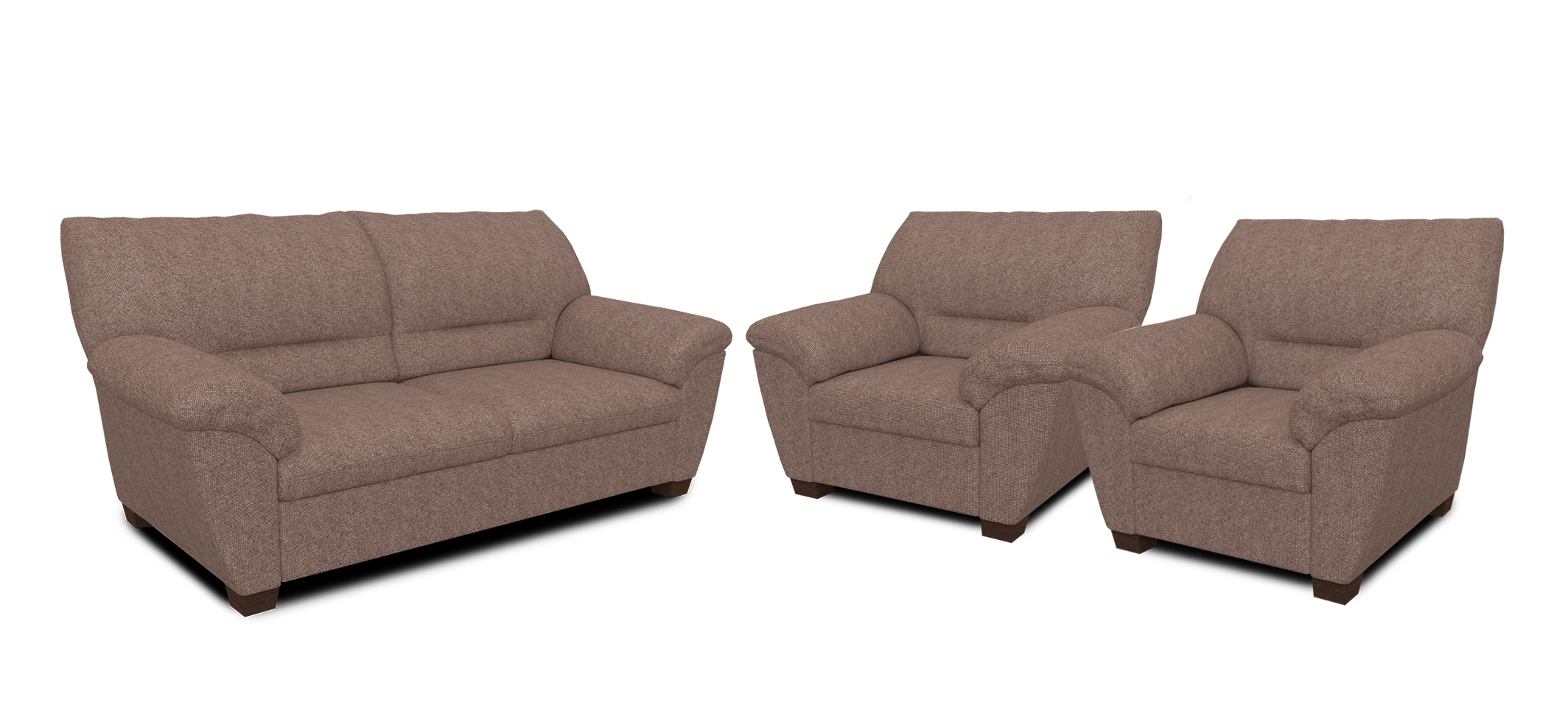 Комплект мягкой мебели Кензо