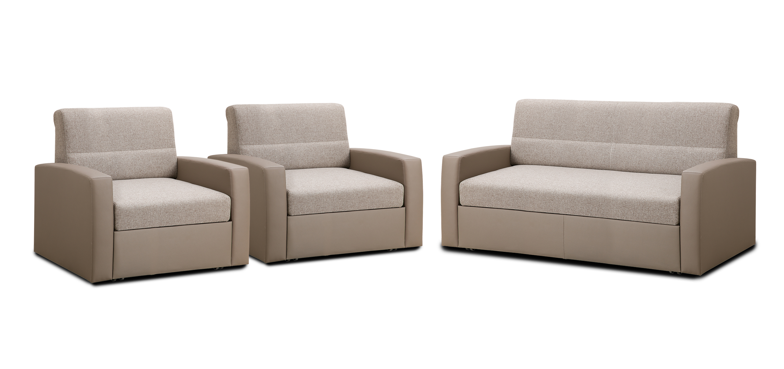 Комплект мягкой мебели Конрад