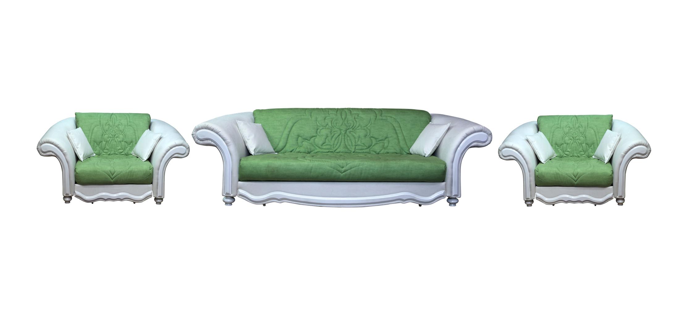Комплект мягкой мебели Мелос