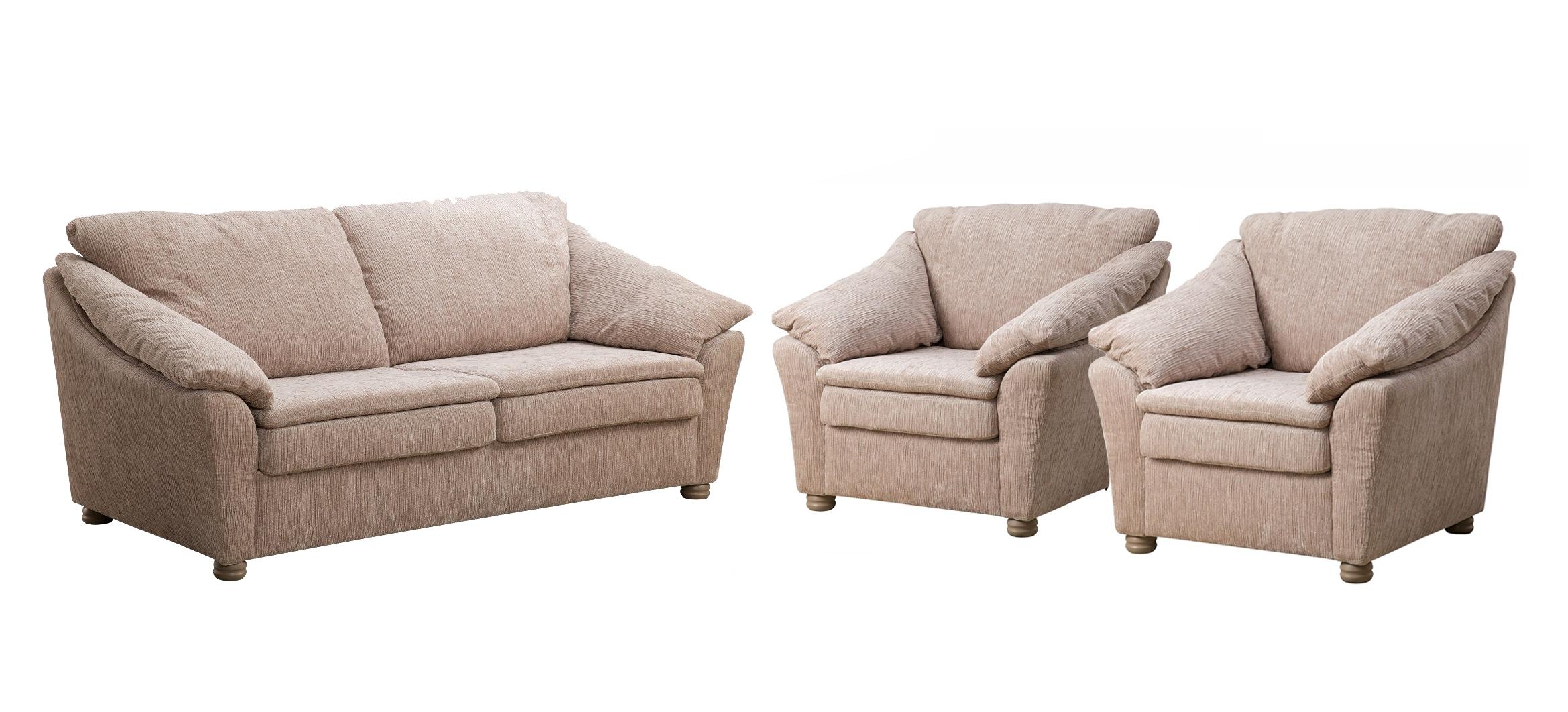 Комплект мягкой мебели Скарлетт