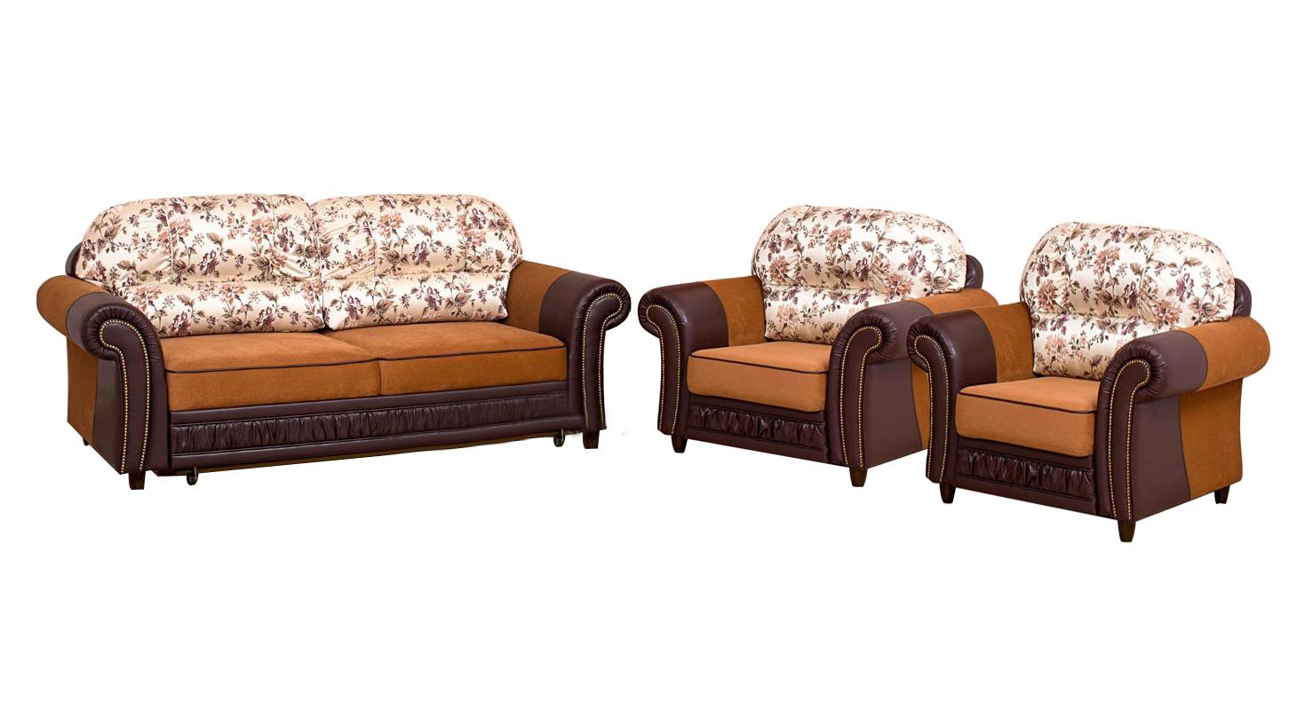 Комплект мягкой мебели София