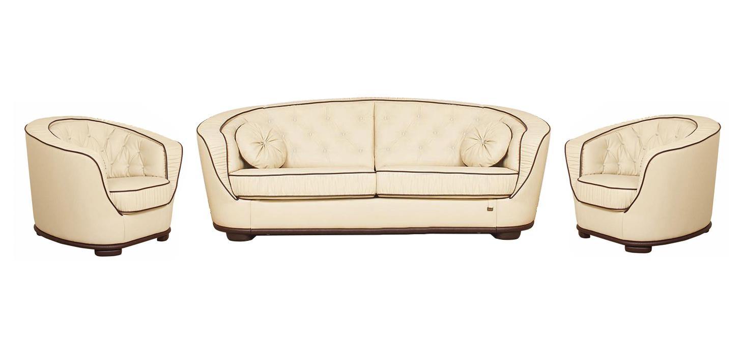 Комплект мягкой мебели Эссен пуговицы
