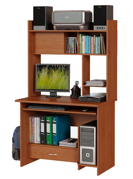 Компьютерный стол КС02.12 + ВС02.12 фото
