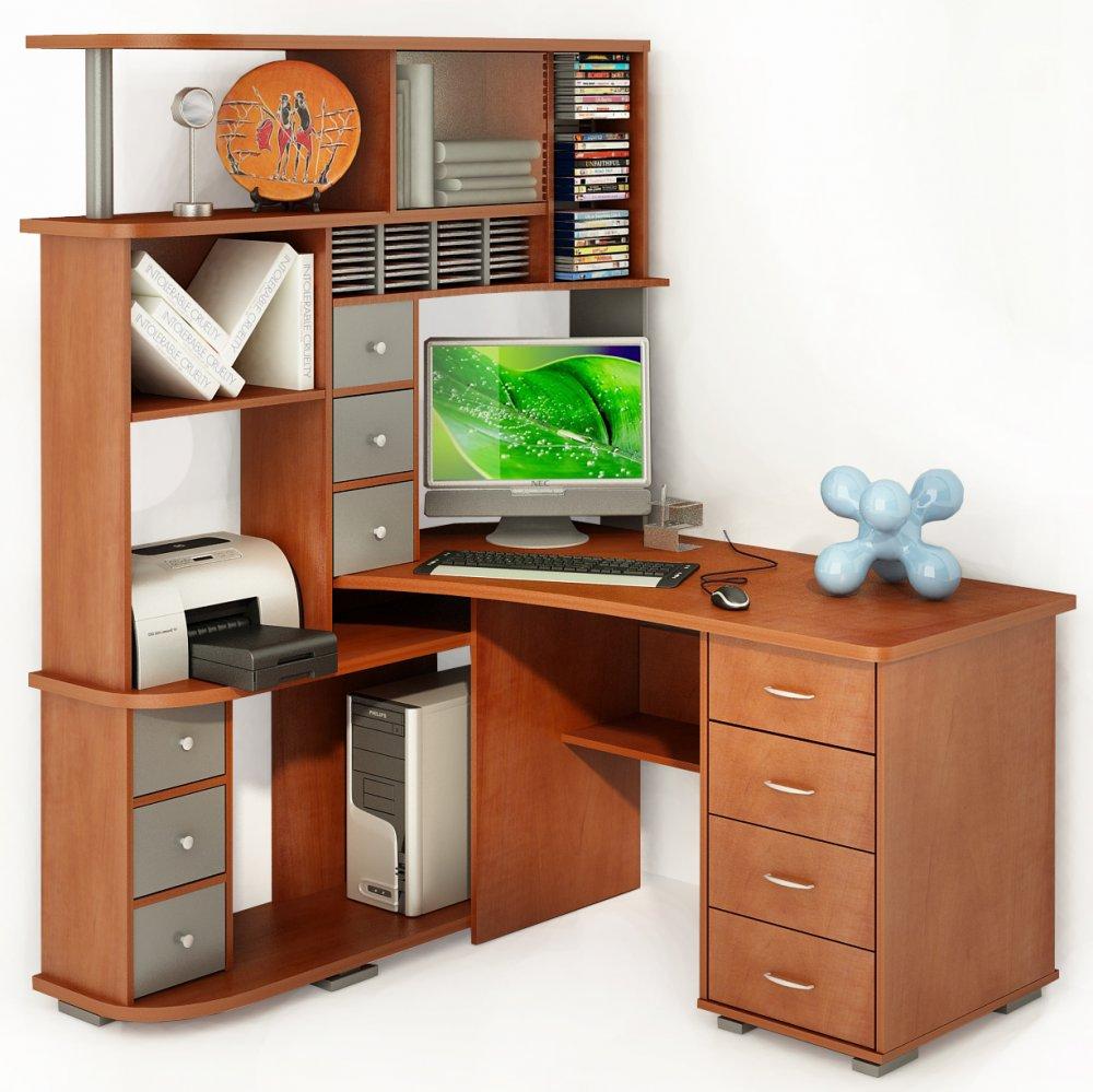 Компьютерный стол Аделард