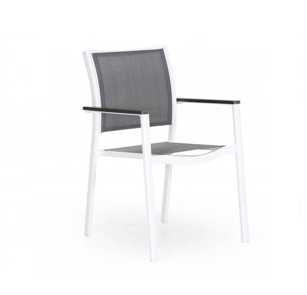 Кресло из алюминия Scilla.