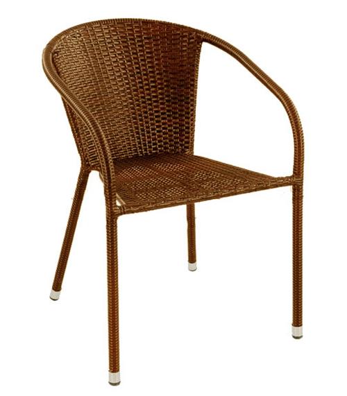 Кресло Y-137А — Кресло (иск. ротанг)