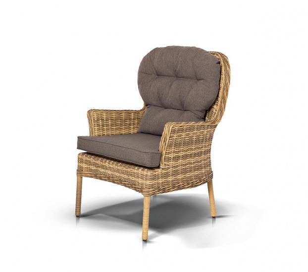 Кресло из искусственного ротанга Алиса