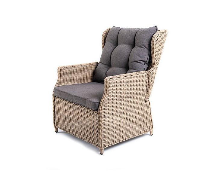 Кресло из искусственного ротанга Форио