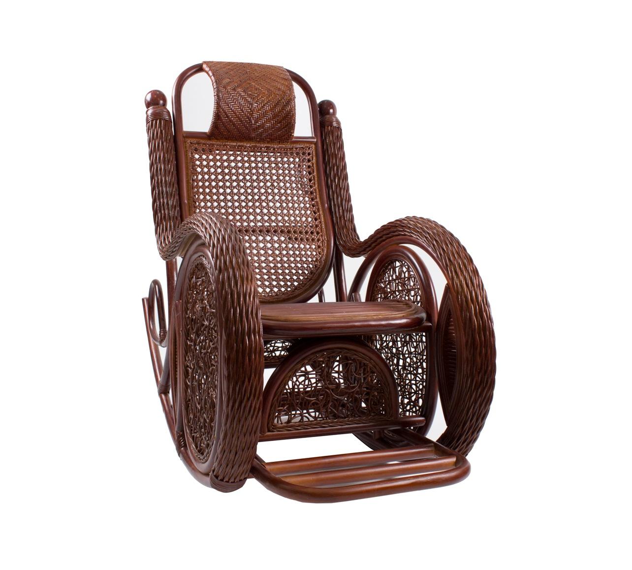Кресло-качалка Alexa Twist фото