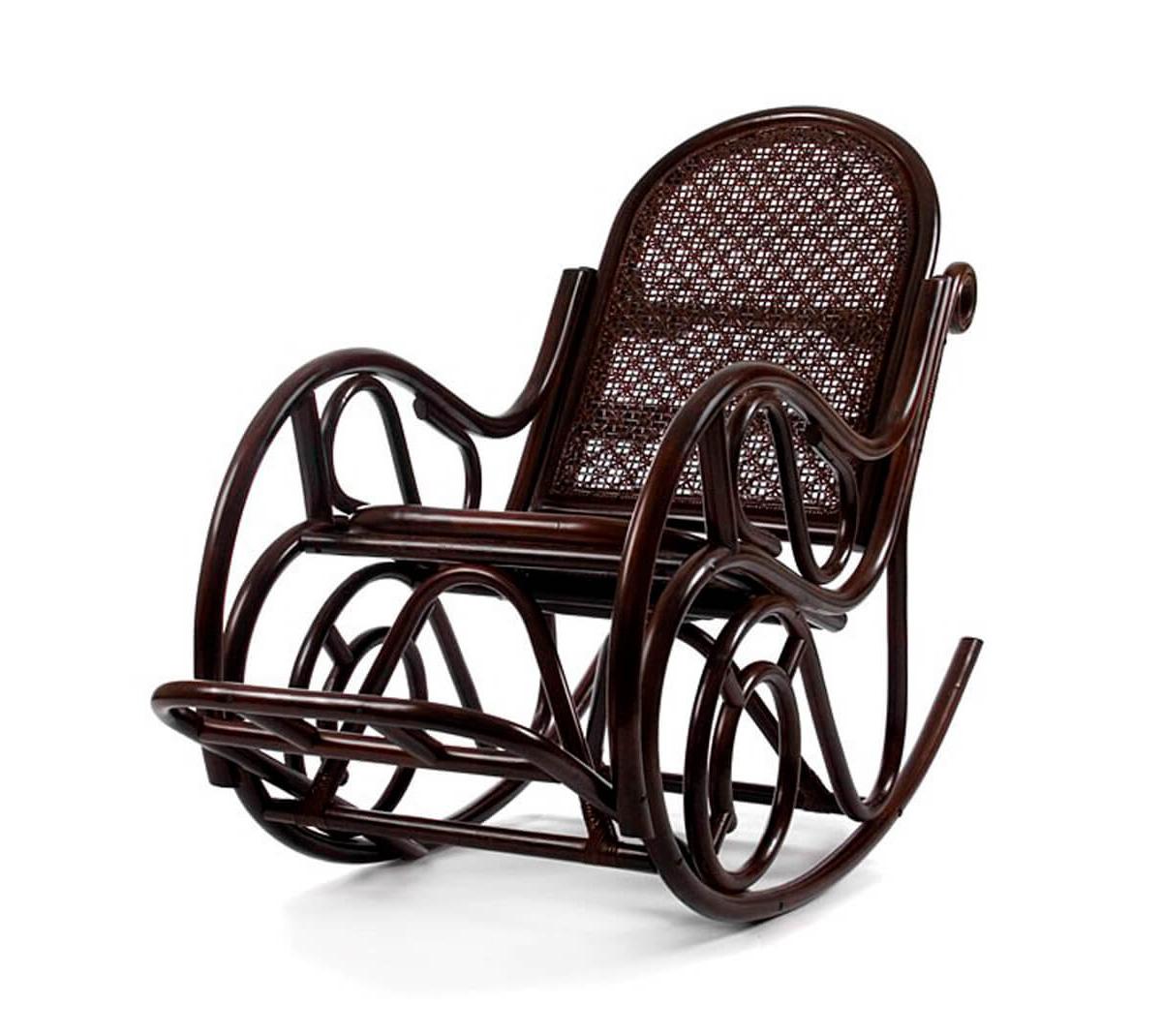 Кресло-качалка Moscow фото