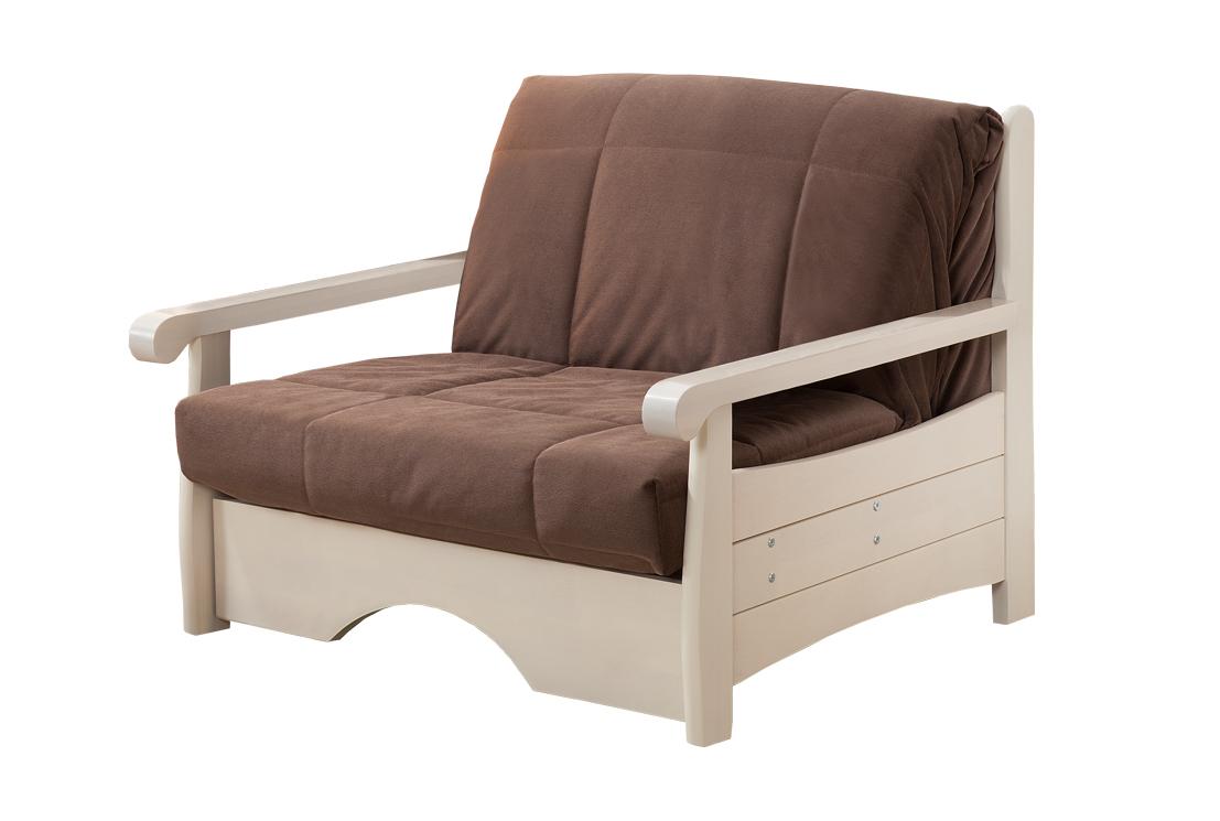 Кресло-кровать Аккордеон массив 80