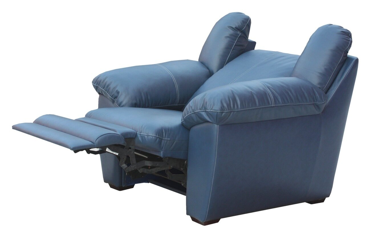 Кресло с механизмом реклайнер