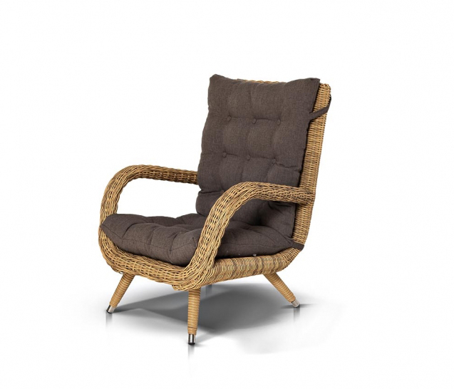 Кресло из искусственного ротанга Толедо — Кресло из искусственного ротанга ТОЛЕДО