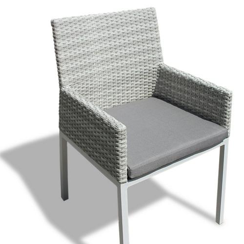 Кресло из искусственного ротанга AARHUS