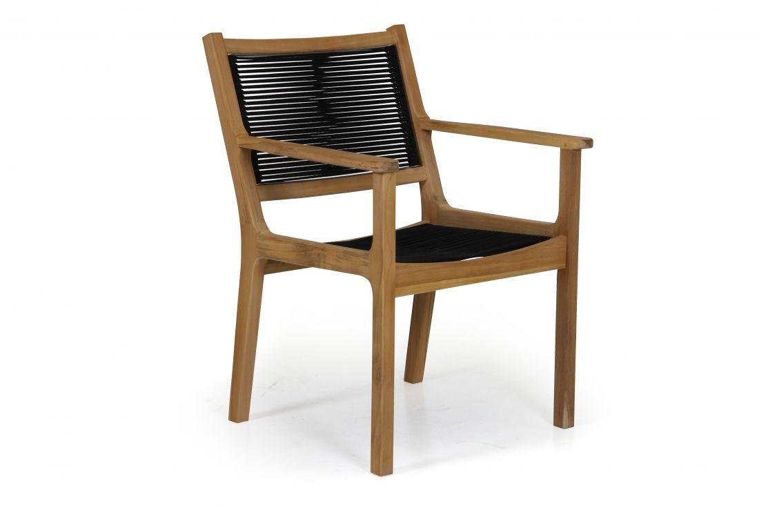 Кресло AGIOS из тика