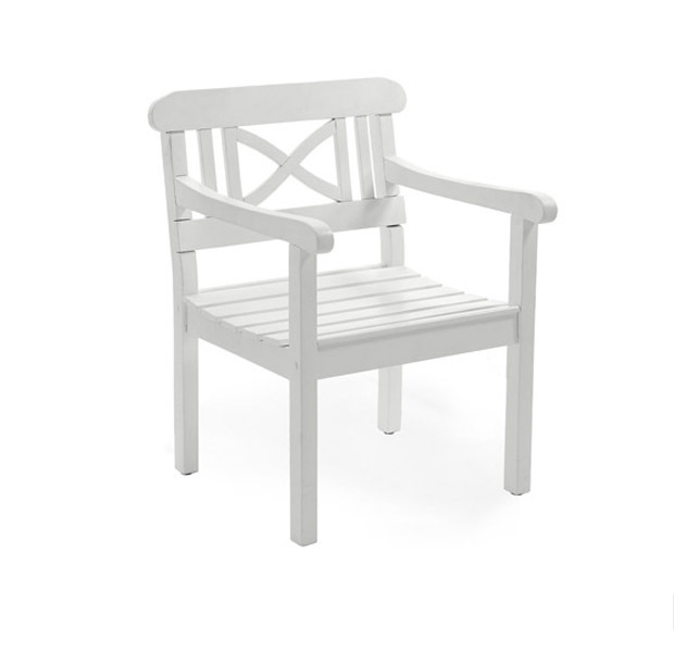 Кресло из сосны Grundsund