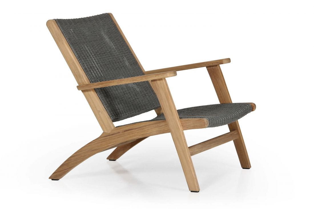Кресло из тика Kira