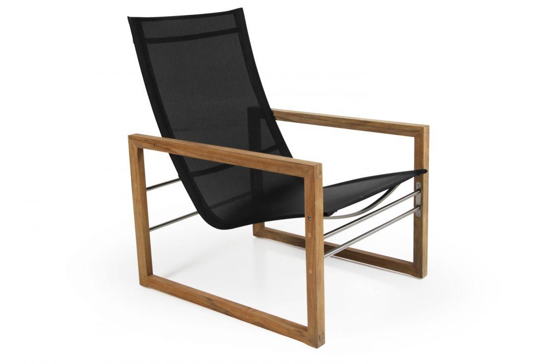 Кресло из тика VEVI 2