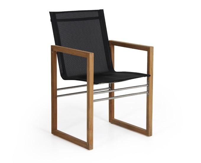 Кресло из тика VEVI