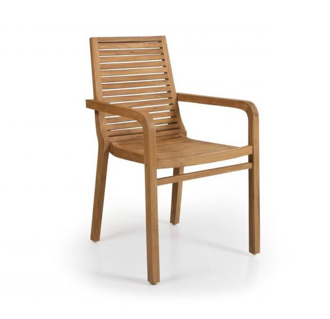 Кресло из тика VOLOS