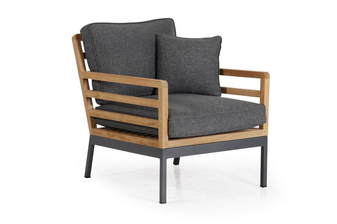 Кресло из тика Zalongo