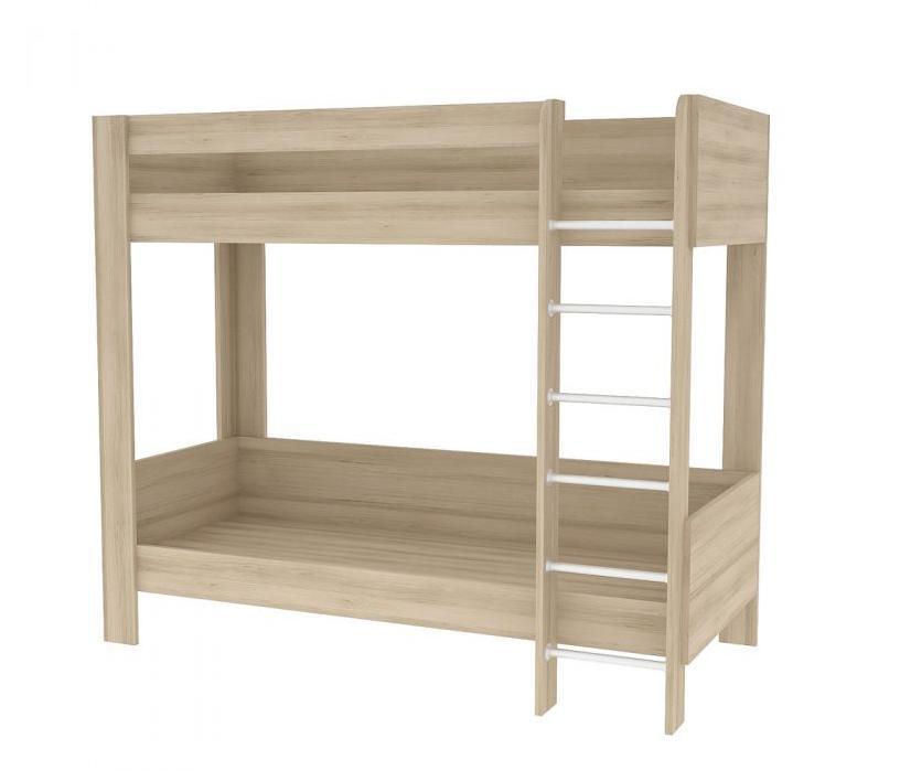 Кровать двухъярусная Ника 438