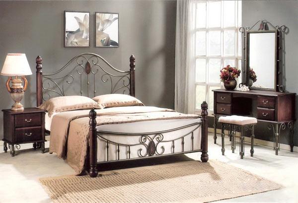 Кровать WF9003(A)