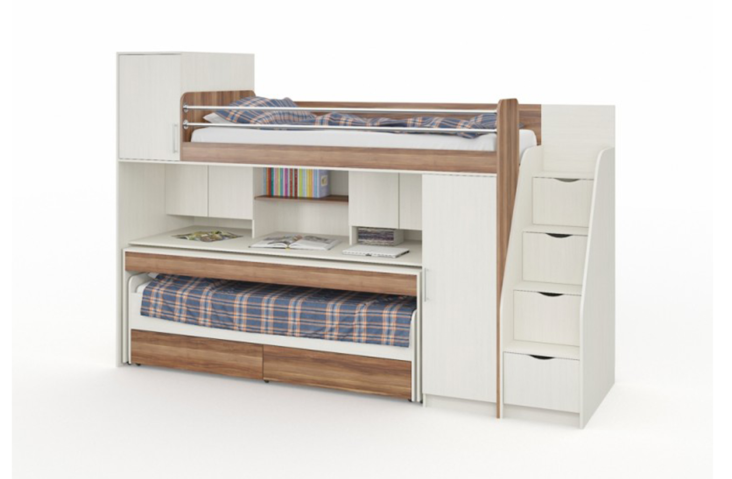 Детская кровать Д-908