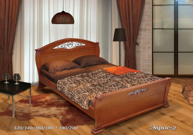 Кровать Эврос-2 фото