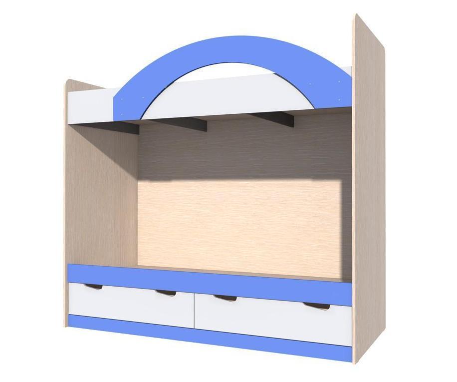 Кровать двухъярусная Юнга ИЧП 15-02
