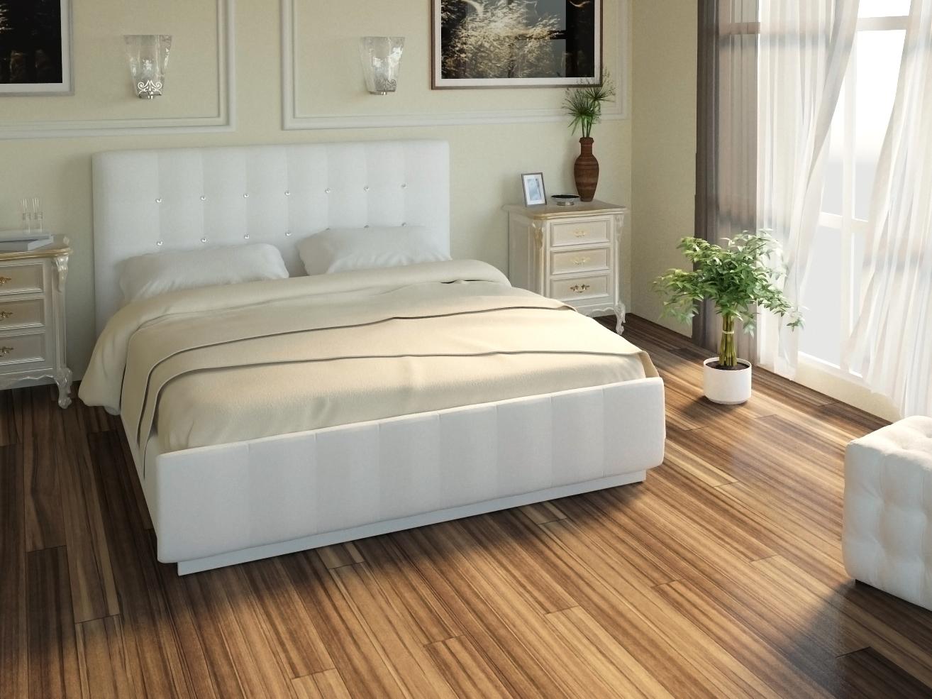 Интерьерная кровать Лорена