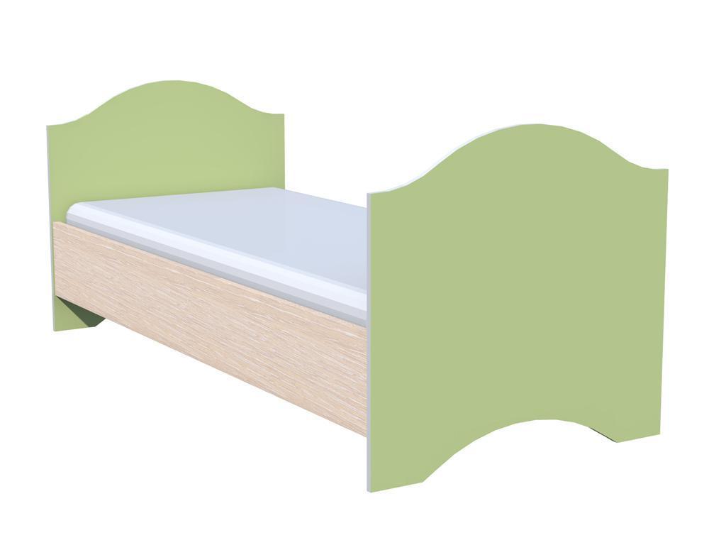 Кровать Модерн НМ 008.62 фото