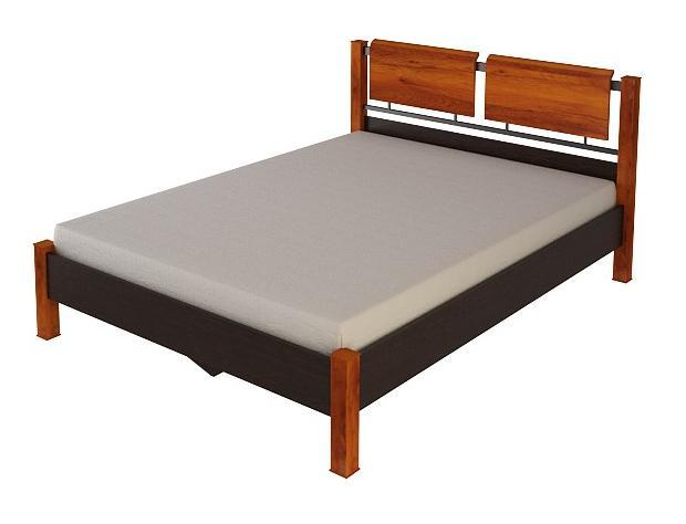 Кровать №22.4 (серия МК28)