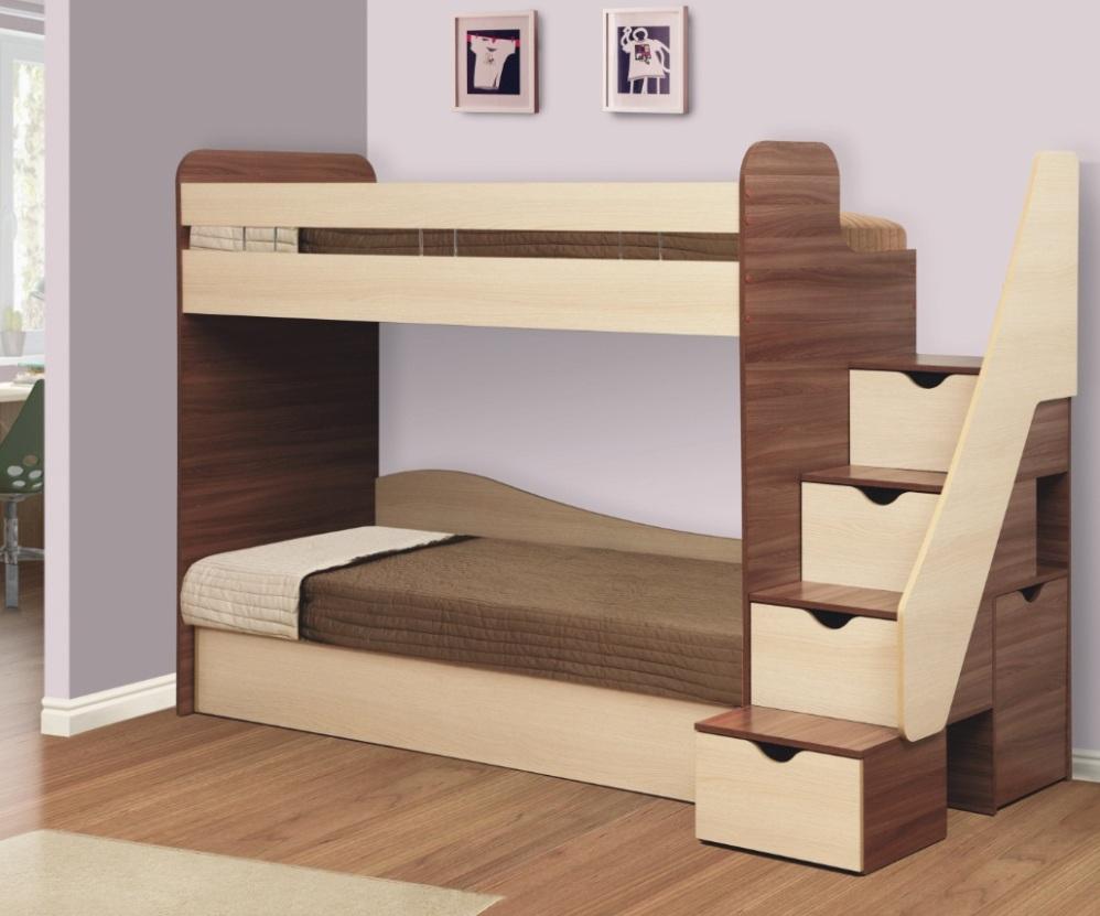 Кровать двухъярусная Адель-3
