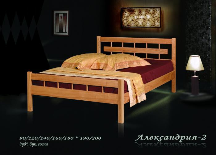 Кровать Александрия - 2