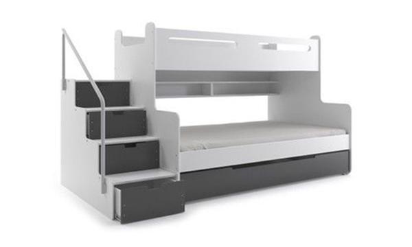 Детская двухъярусная кровать Д-3