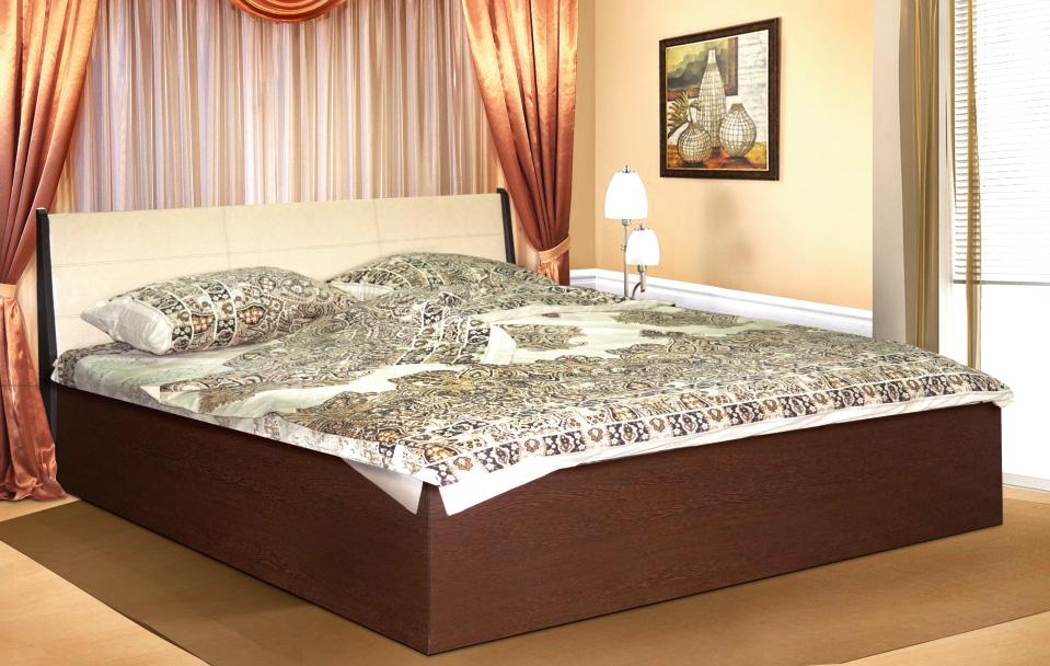 Кровать двойная 06.121-02