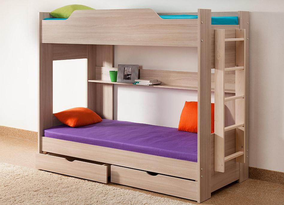 Кровать двухъярусная Боровичи — Кровать двухъярусная