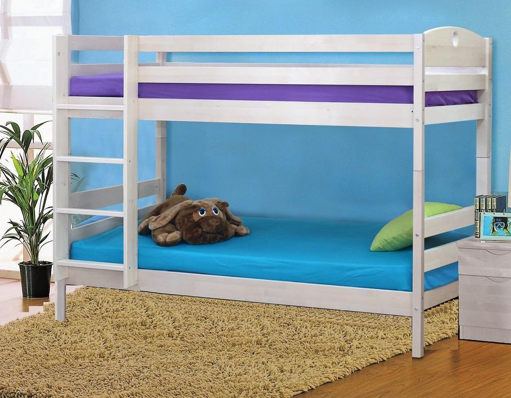 Кровать двухъярусная Массив