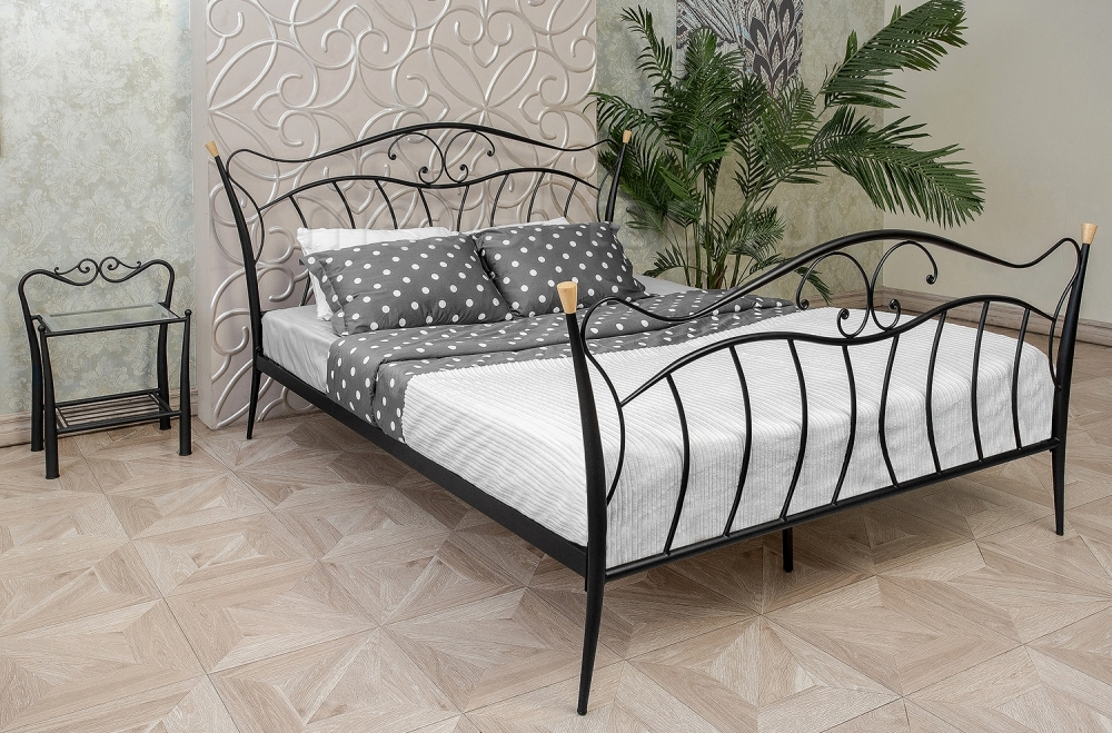 Кровать Woodville 15685569 от mebel-top.ru