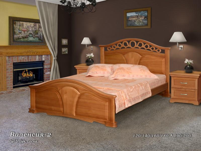 Кровать Валенсия-2 — Кровать Валенсия