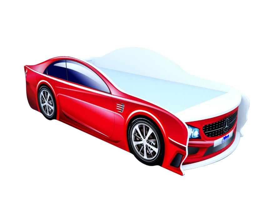 Кроватка-машина Автомобиль фото