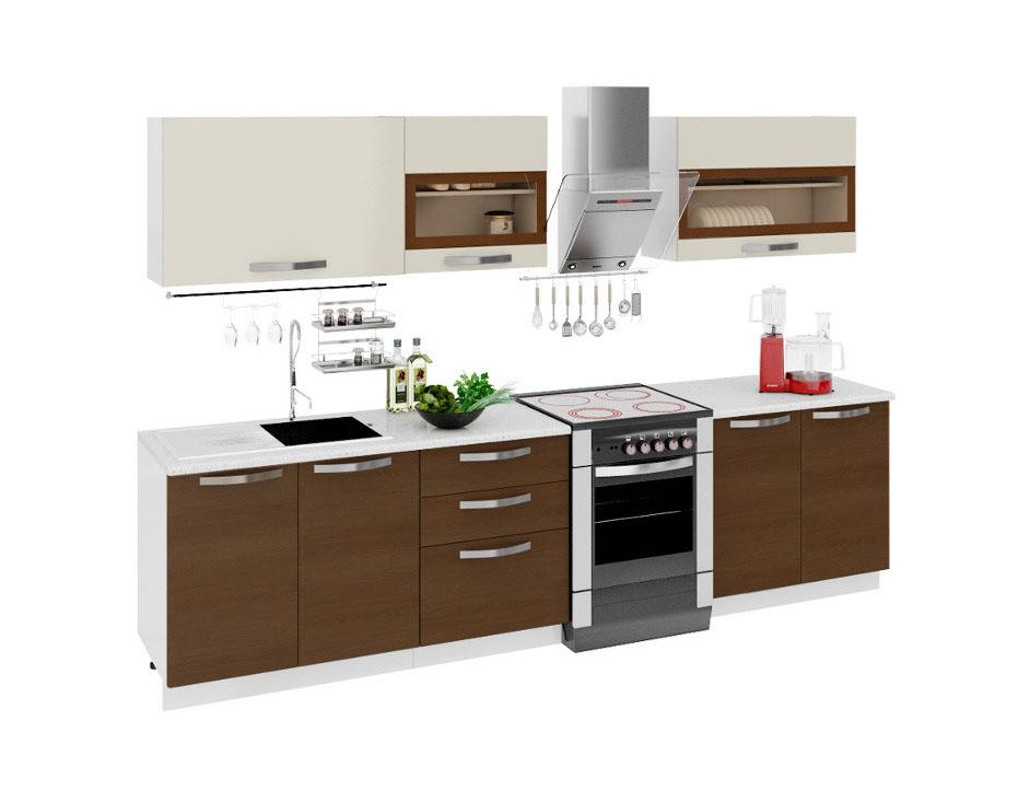 Кухня Капучино-3 МДФ